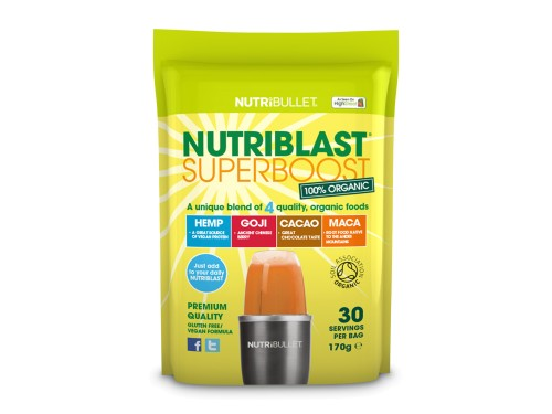 NutriBlast Superboost Doplnok do smoothie Delimano