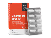 Vitamín D3 All in a day Wellneo